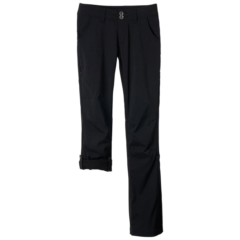 PRANA Women's Halle Pants - BLK-BLACK
