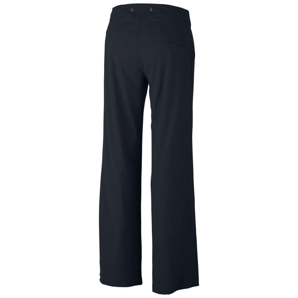 COLUMBIA Women's Anytime Outdoor Full Leg Pants - 010-BLACK