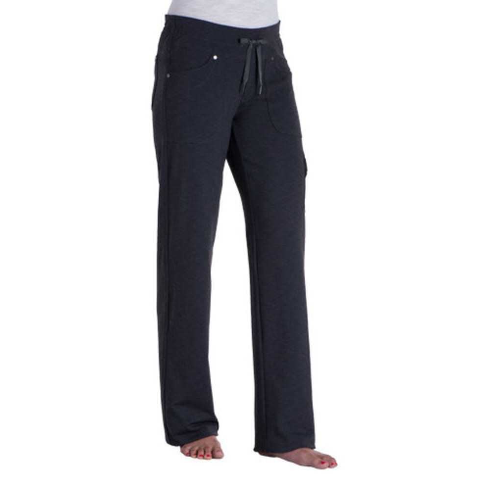 KÜHL Women's Mova Pants - CHARCOAL HEATHER