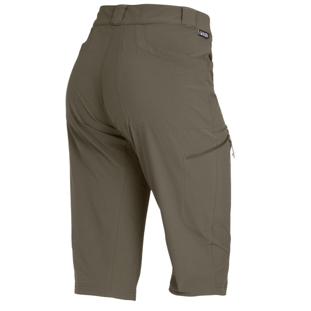 EMS Women's Compass Trek Capri Pants - TARMAC