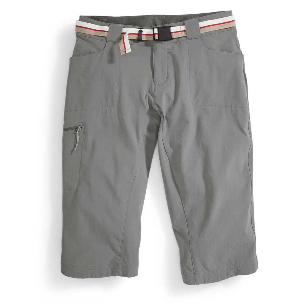 EMS® Women's Compass Trek Capri Pants - PEWTER