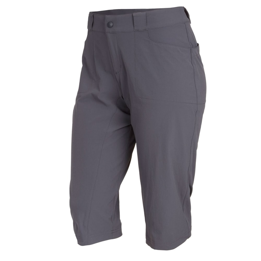 EMS® Women's Compass Trek Capri Pants - EBONY