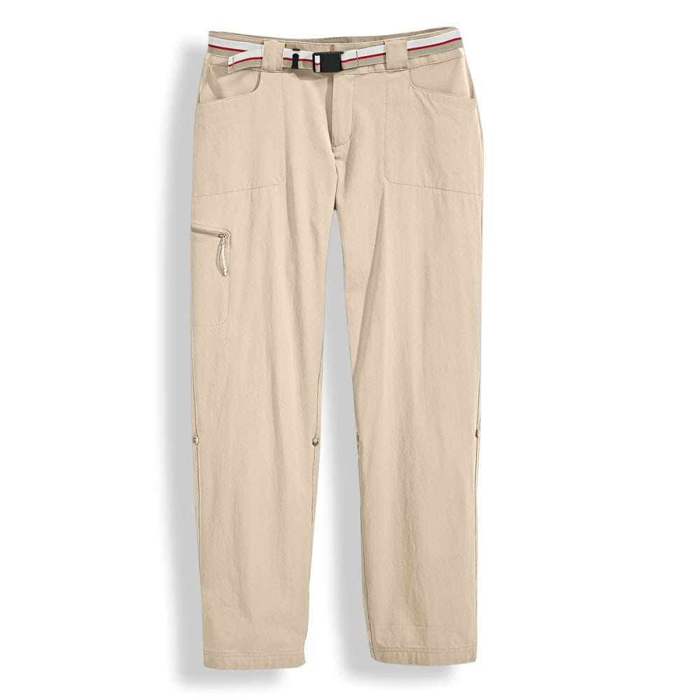 EMS® Women's Compass Trek Pants - WHITE/REG