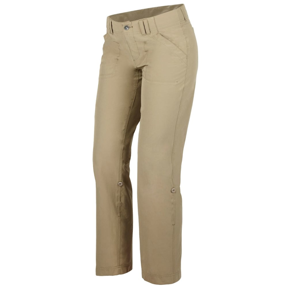 MARMOT Women's Lobo's Pants - DESERT KHAKI
