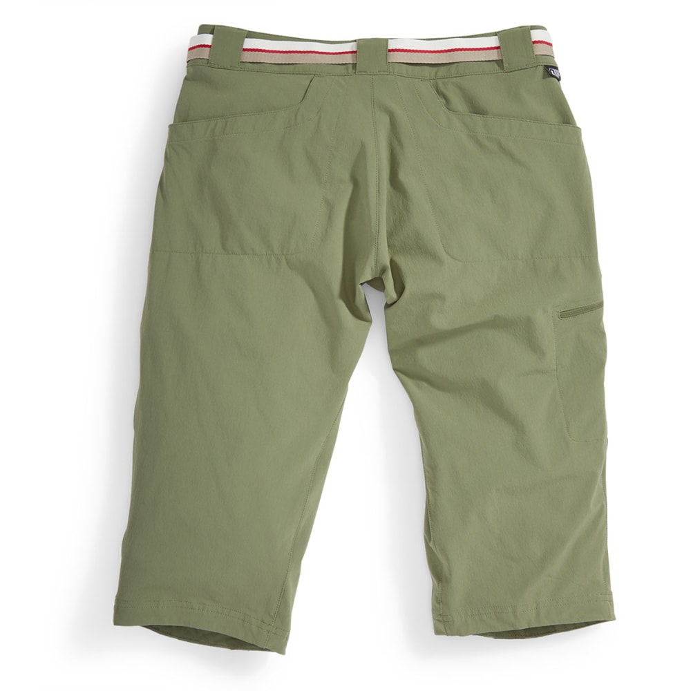 EMS® Women's Compass Trek Capri Pants - CLOVER