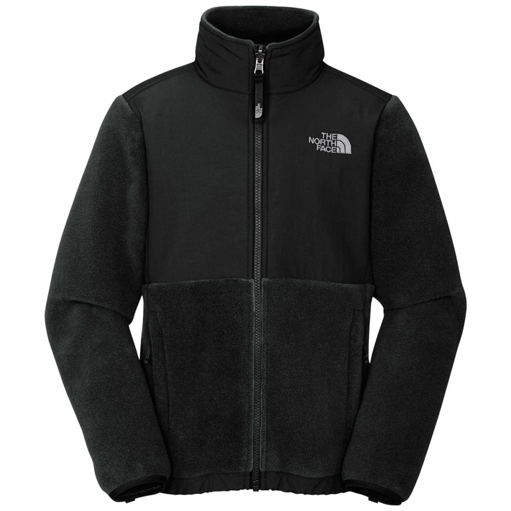 THE NORTH FACE Girls' Denali Jacket - R TNF BLACK