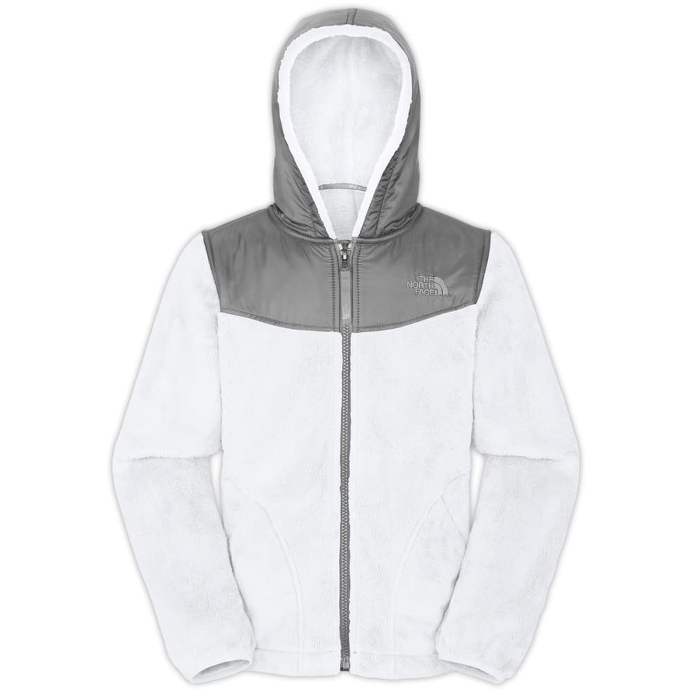 35bae67516 THE NORTH FACE Girls  39  Oso Hoodie - WHITE