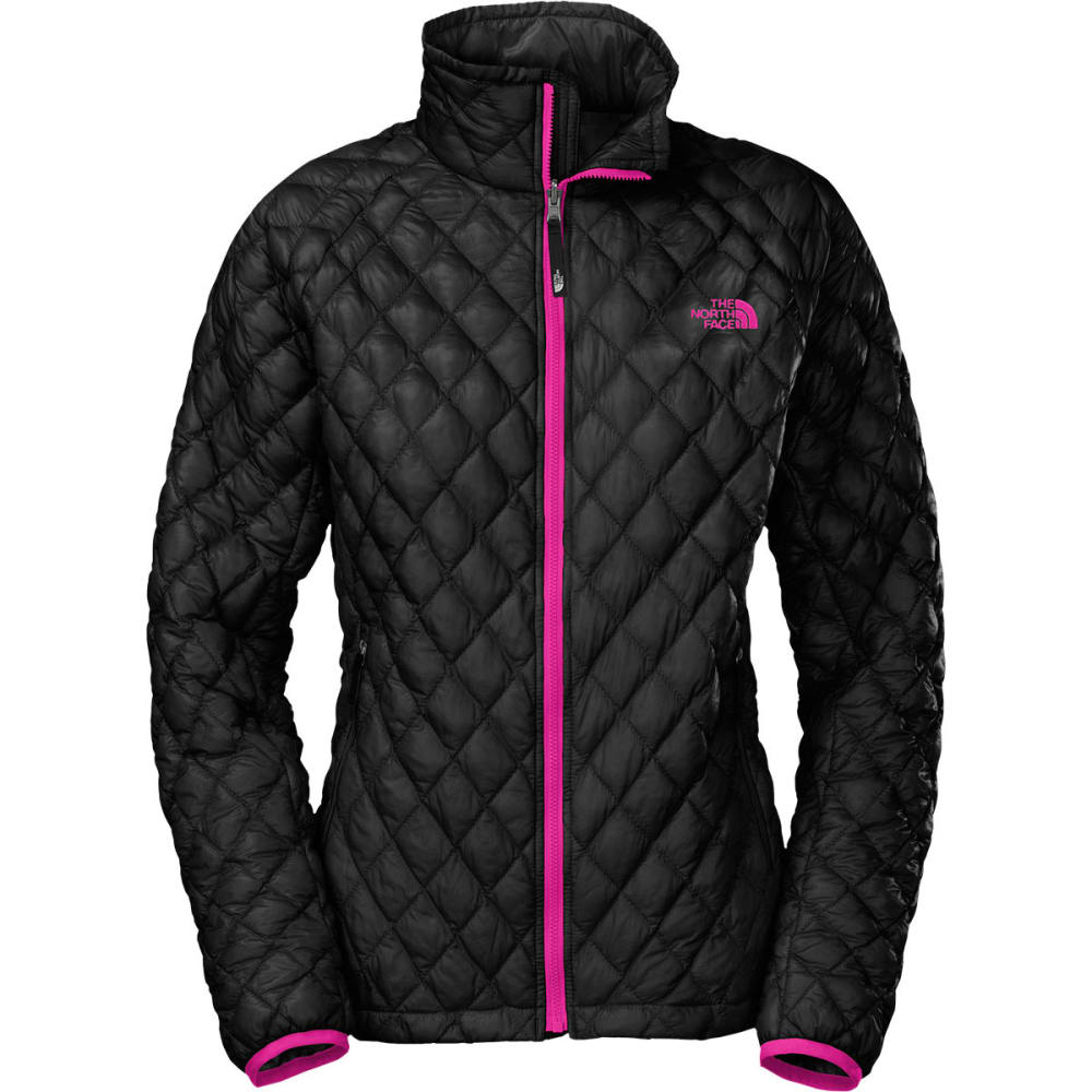 bba6689f1 THE NORTH FACE Girls' Thermoball Full-Zip Jacket