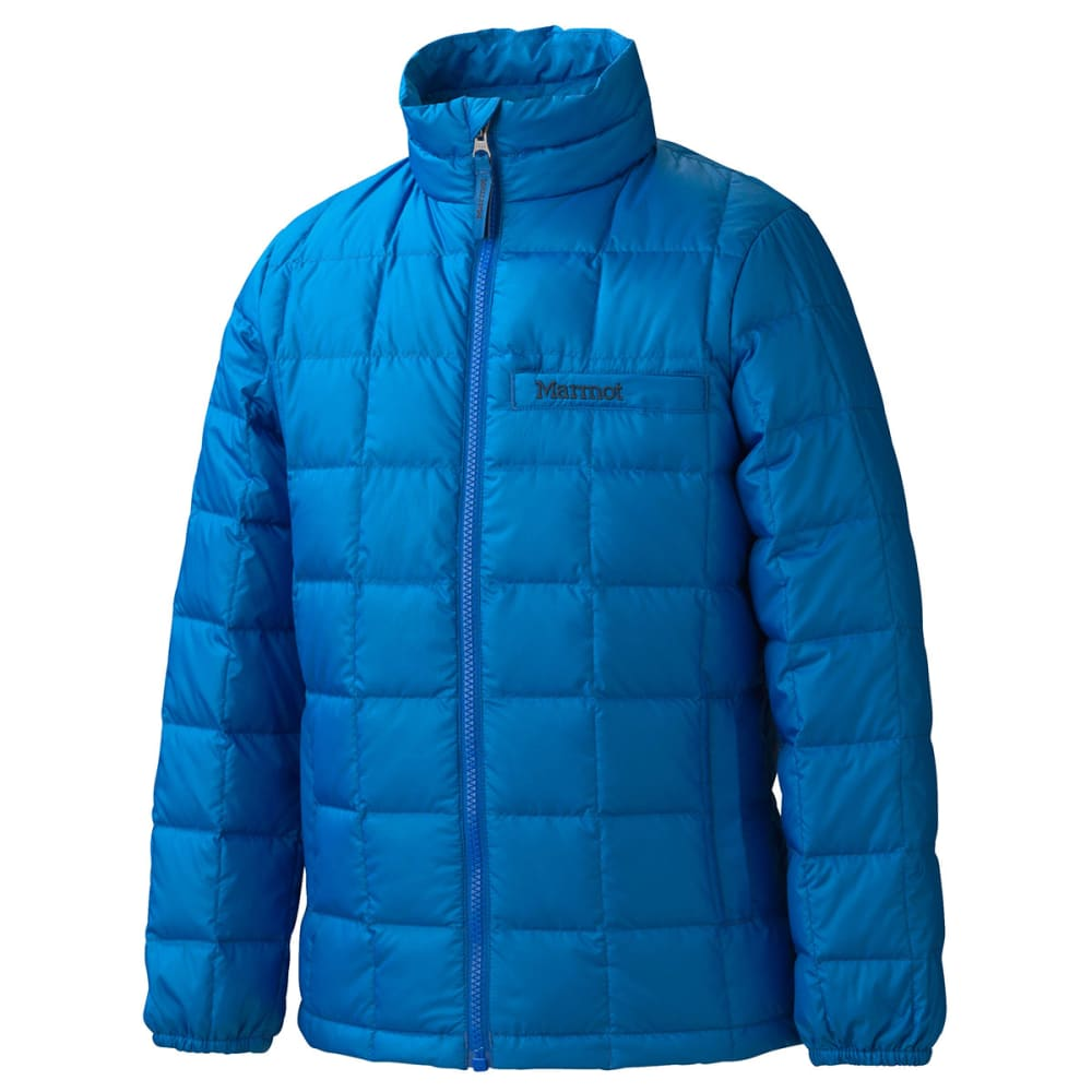 MARMOT Boys' Ajax Jacket - PEAK BLUE