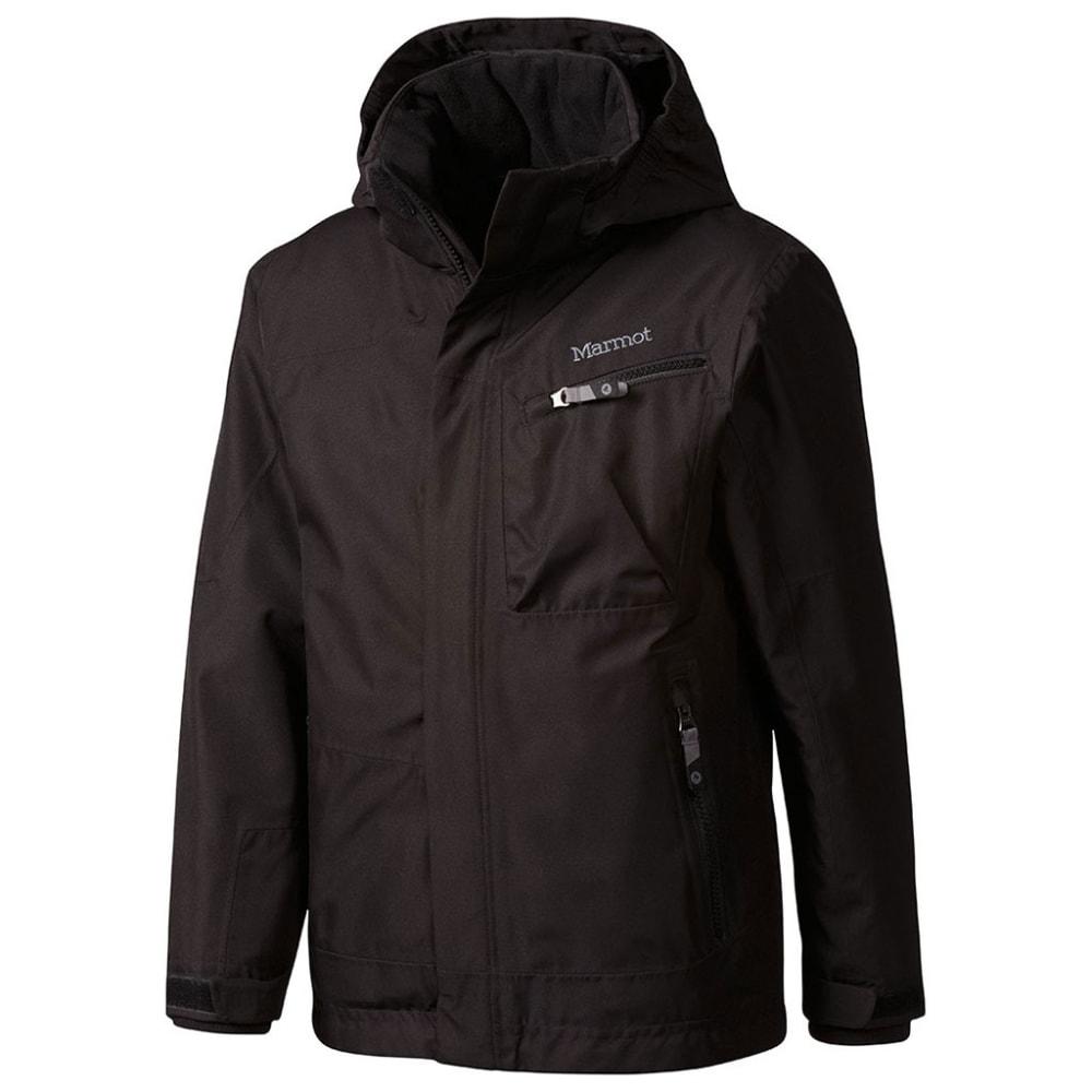 MARMOT Boys' Freerider Jacket - BLACK