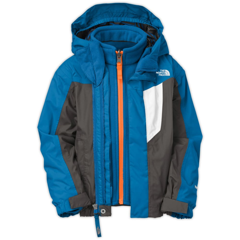 6161bd8f8 THE NORTH FACE Toddler Boys' Vortex Triclimate Jacket