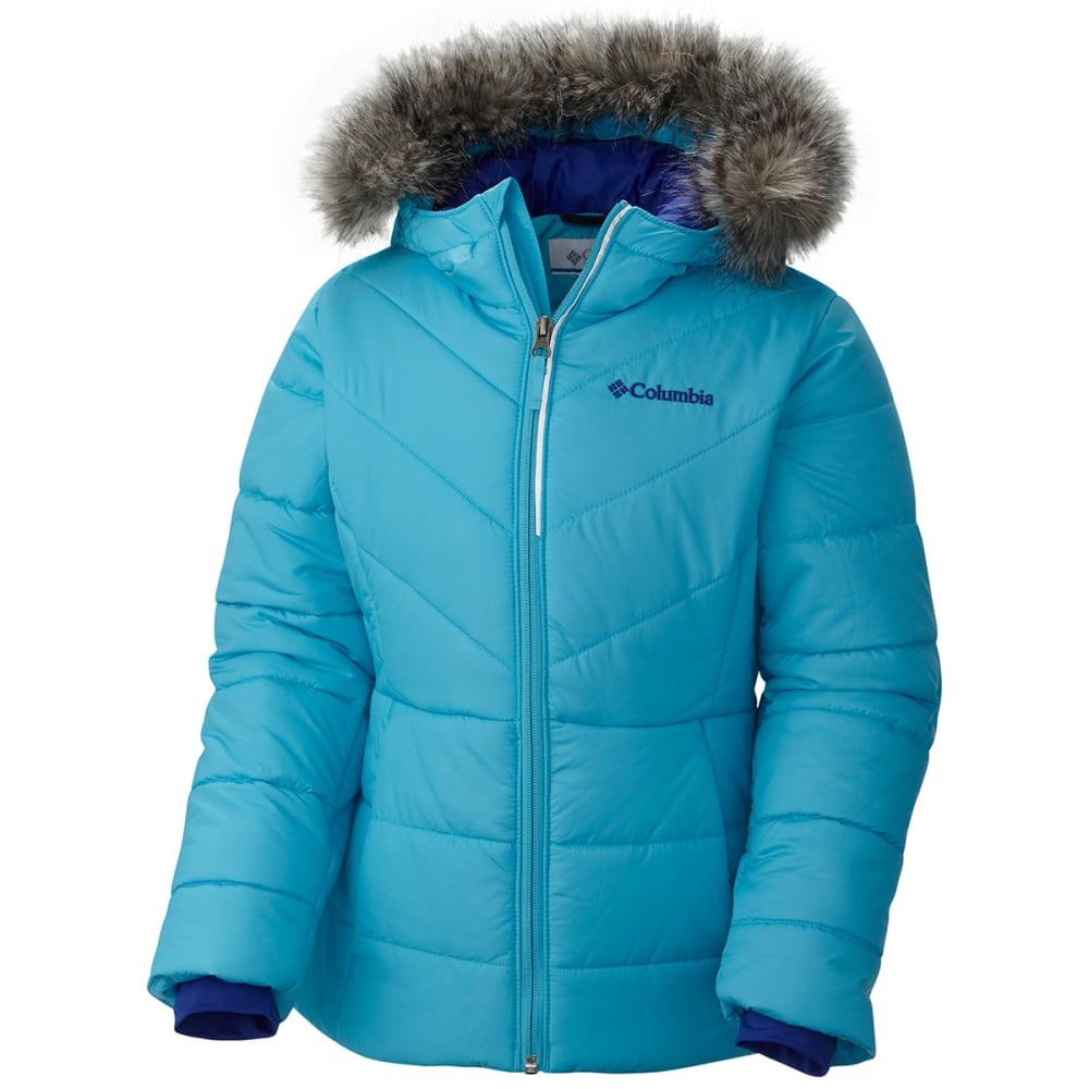 9097f3d8 COLUMBIA Girls' Katelyn Crest Jacket - ATOLL