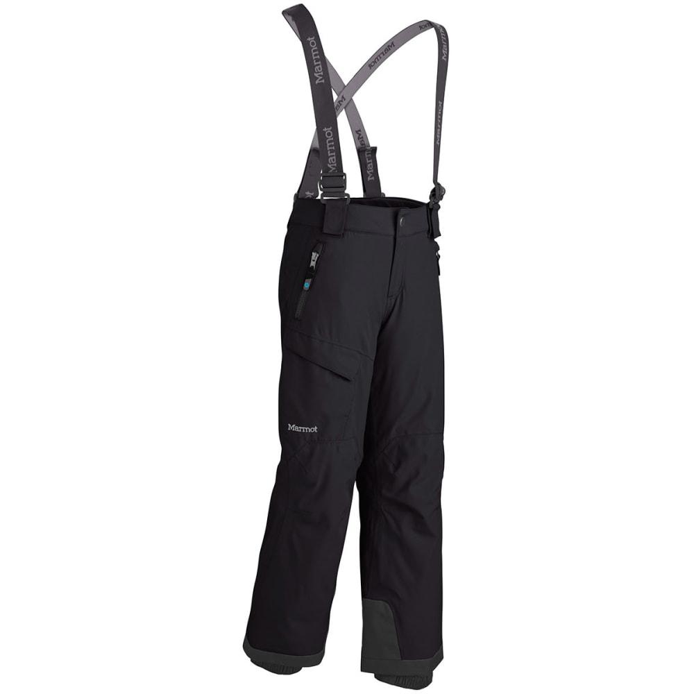 MARMOT Boys' Edge Insulated Pants - BLACK