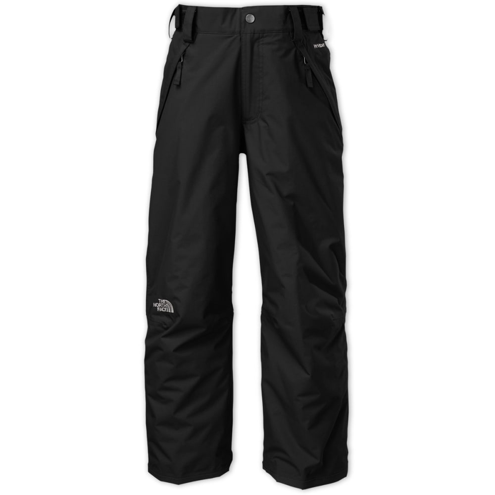 THE NORTH FACE Boys' Freedom Insulated Pants - TNF BLACK