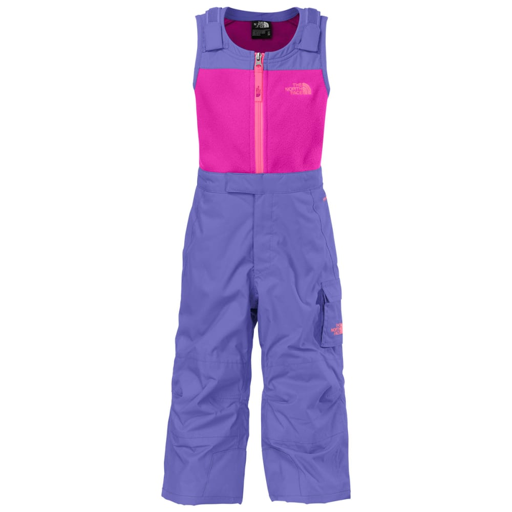 36184ca56bcb5 THE NORTH FACE Girl  39 s Toddler Insulated Bib - STARRY PURPLE