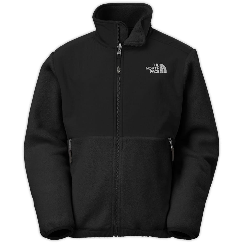 THE NORTH FACE Boys' Denali Jacket - TNF BLACK
