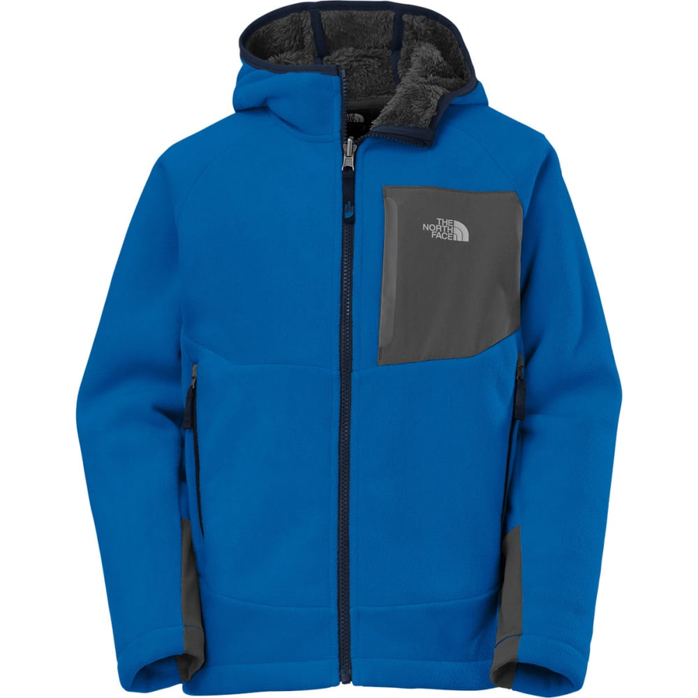 THE NORTH FACE Boys' Chimborazo Hoodie - MONSTER BLUE