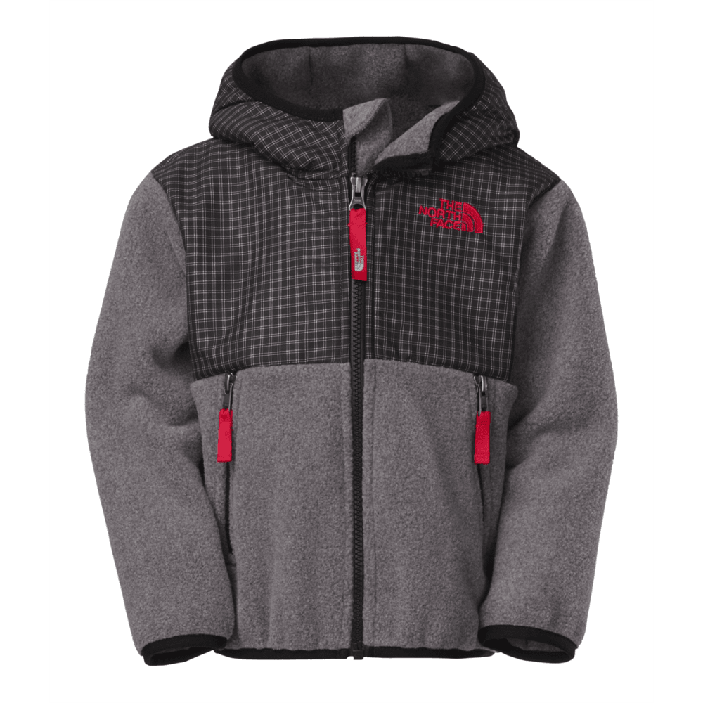THE NORTH FACE Toddler Boys' Denali Jacket - GRAY