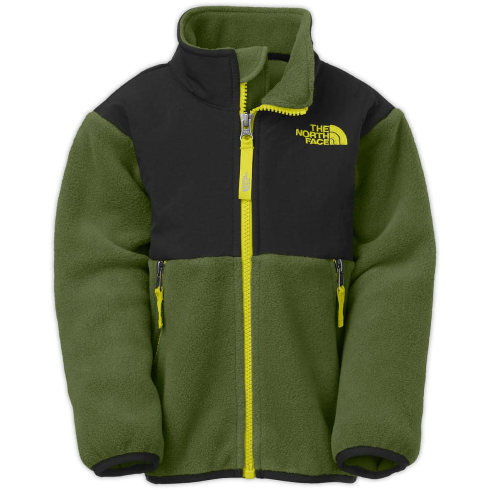 THE NORTH FACE Toddler Boys' Denali Jacket - SCALLION GREEN