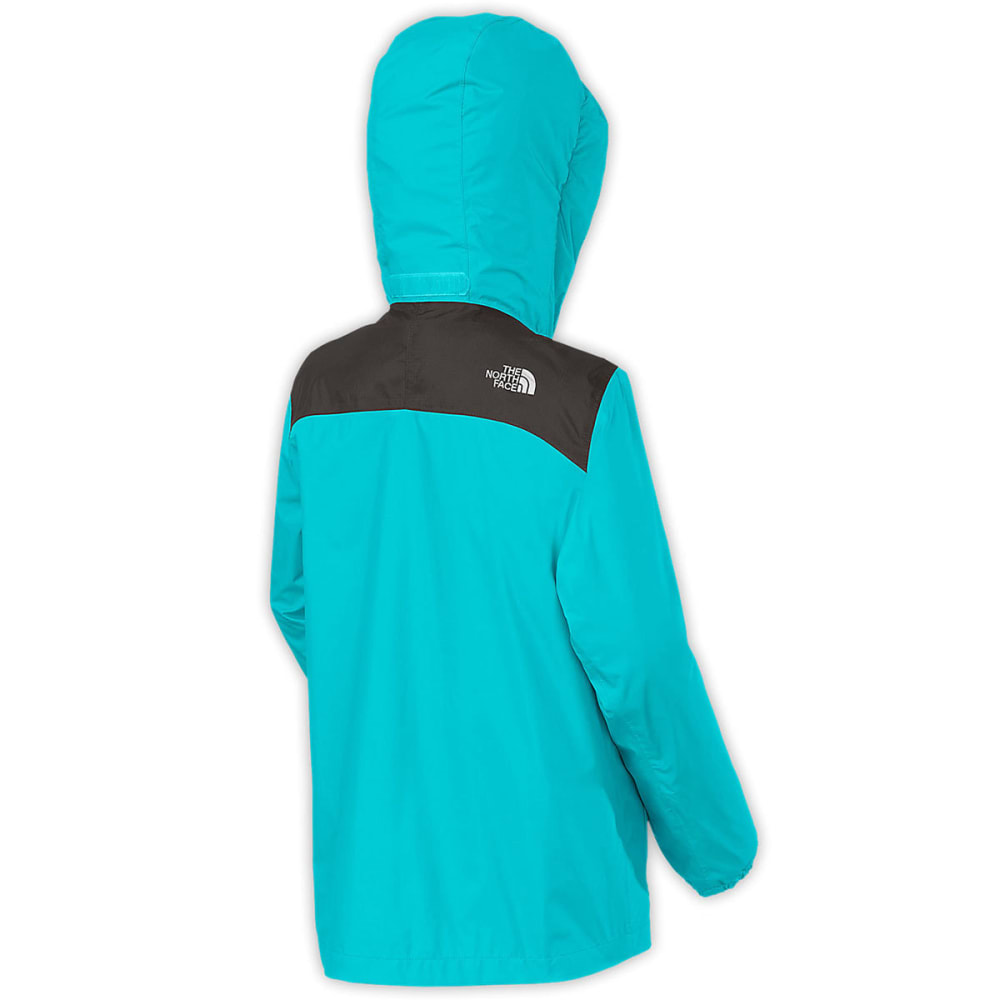 THE NORTH FACE Boy's Resolve Jacket - TURQUOISE BLUE