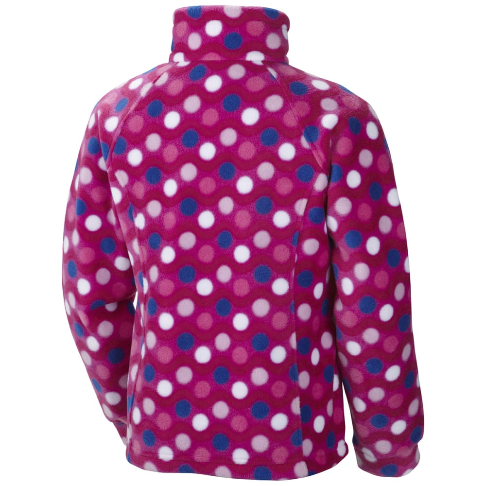 COLUMBIA Infant Girls' Benton Springs Fleece Jacket - GROOVY PINK
