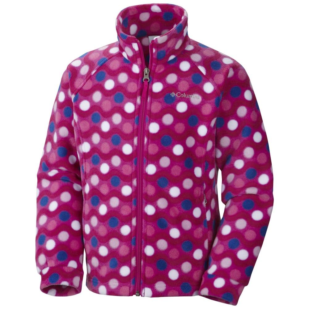 5543bd850 COLUMBIA Infant Girls' Benton Springs Fleece Jacket - GROOVY PINK
