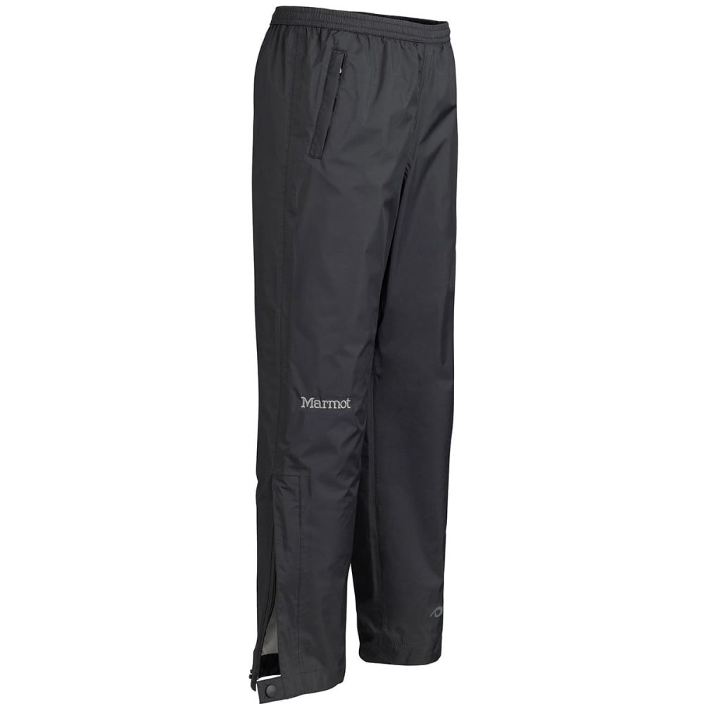 MARMOT Kids' PreCip Rain Pants - BLACK