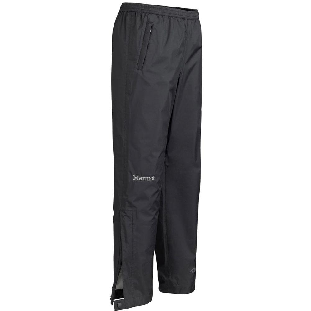 MARMOT Kids' PreCip Rain Pants - BLACK
