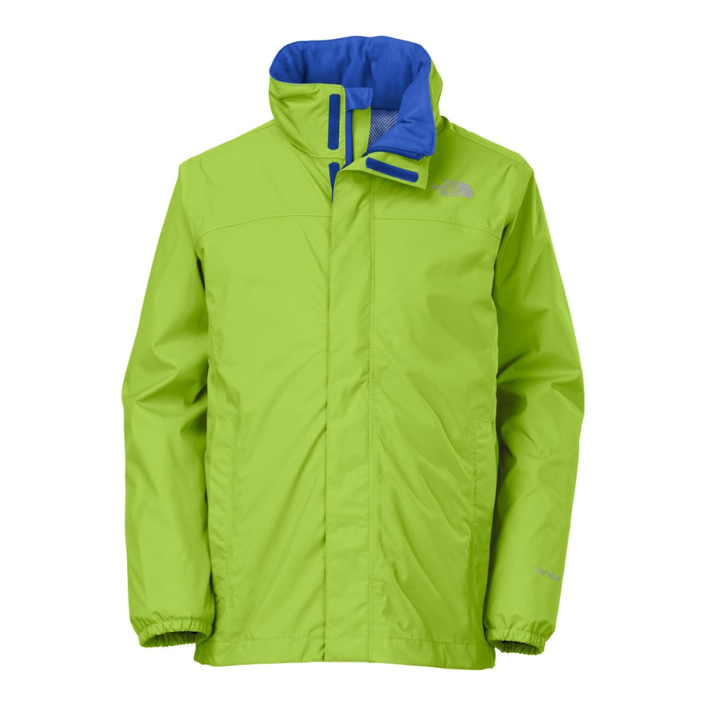 ee9bd568d THE NORTH FACE Boys' Resolve Reflective Jacket
