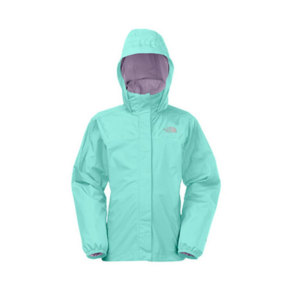 ... THE NORTH FACE Girls  39  Resolve Reflective Jacket - DYNASTY ... 38d5205c9