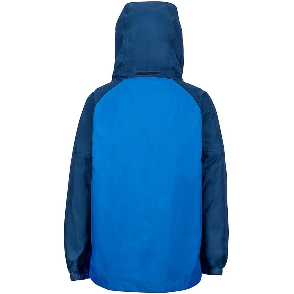MARMOT Boys' PreCip Rain Jacket - TRUE BLUE
