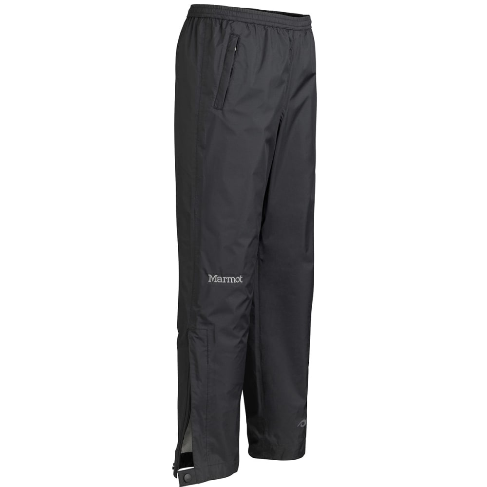 MARMOT Kids' PreCip Pants - BLACK
