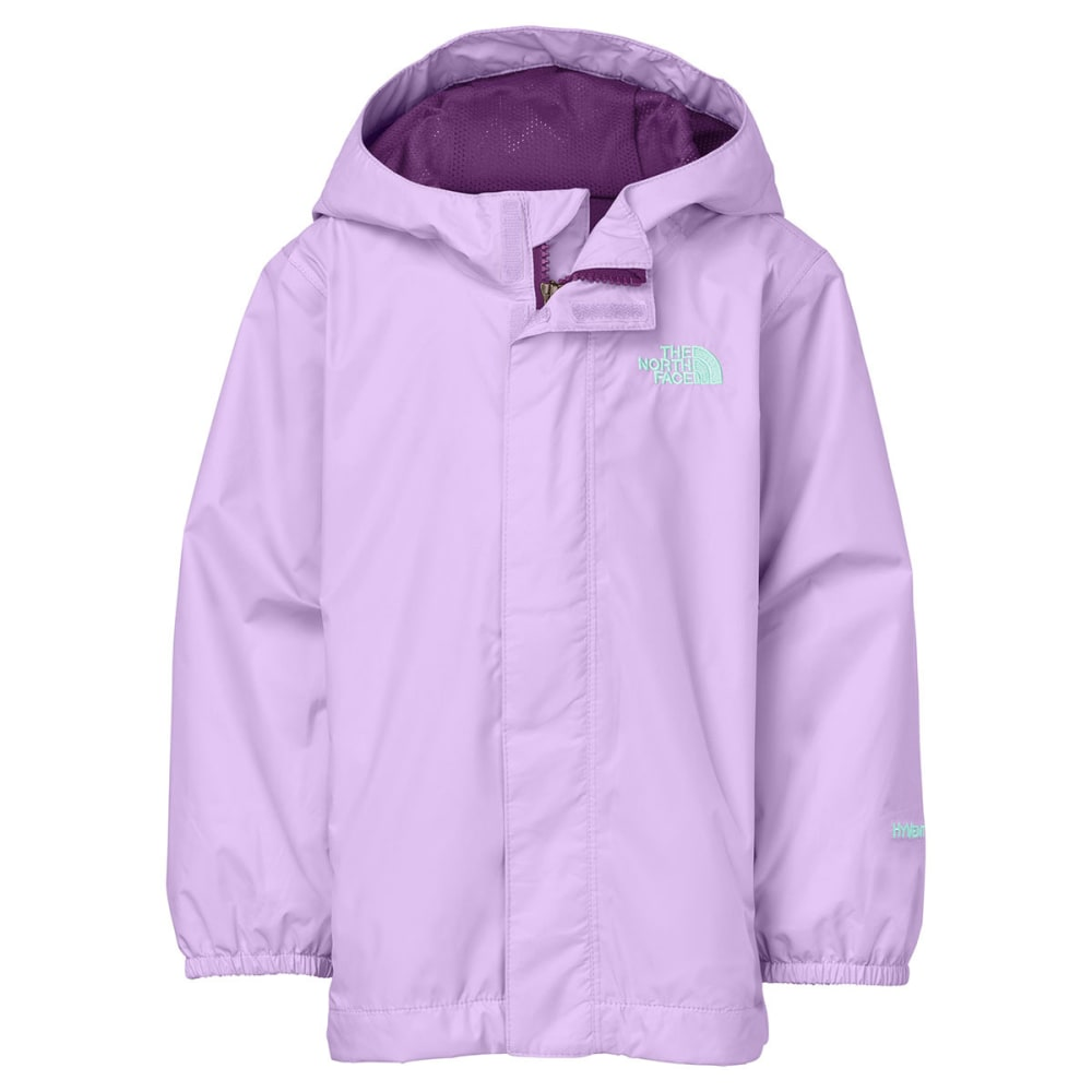d1cd6cd24 THE NORTH FACE Toddler Girls' Tailout Rain Jacket - VIOLET TULIP