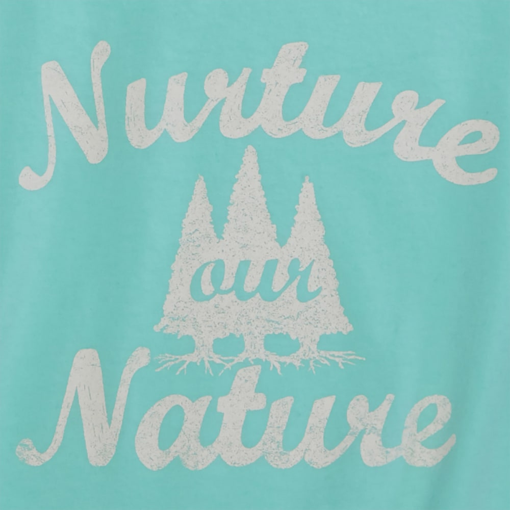 EMS® Girls' Nurture Nature Graphic Tee - MINT