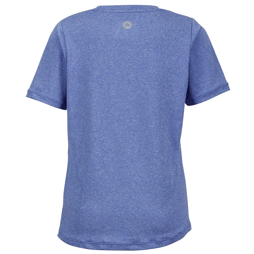 MARMOT Girls' Post Time Short-Sleeve Tee - GEMSTONE