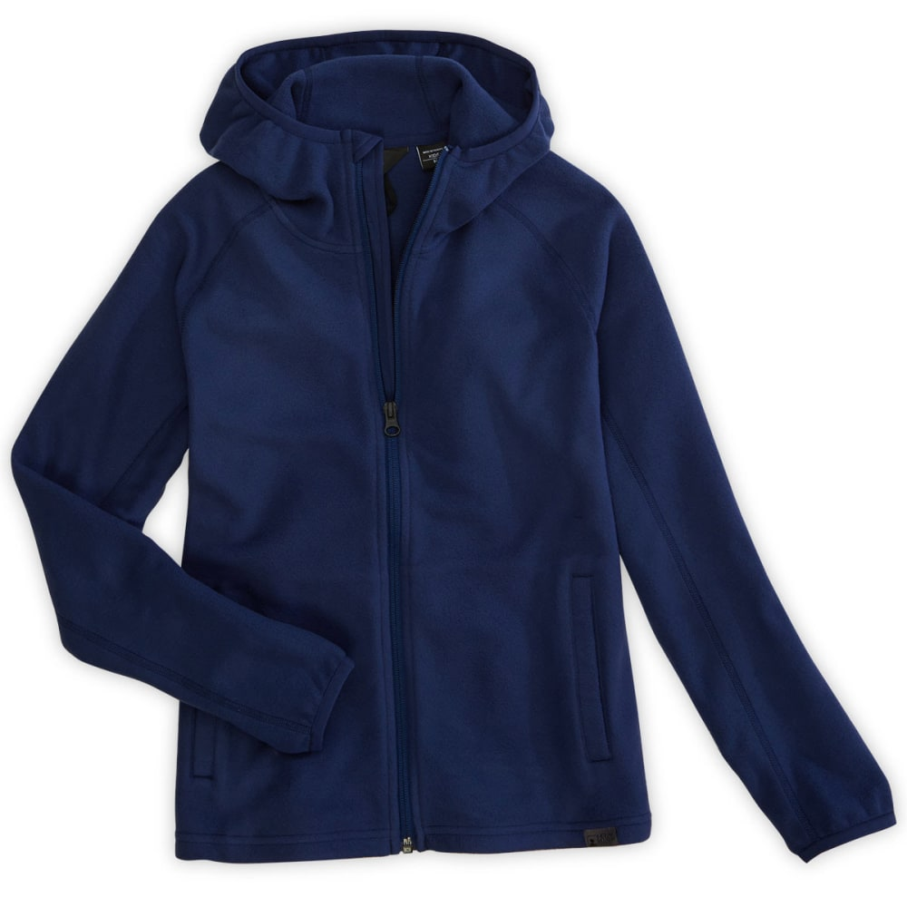 EMS® Boys' Coldsnap Microfleece Full-Zip Hoodie   - MEDIEVAL BLUE