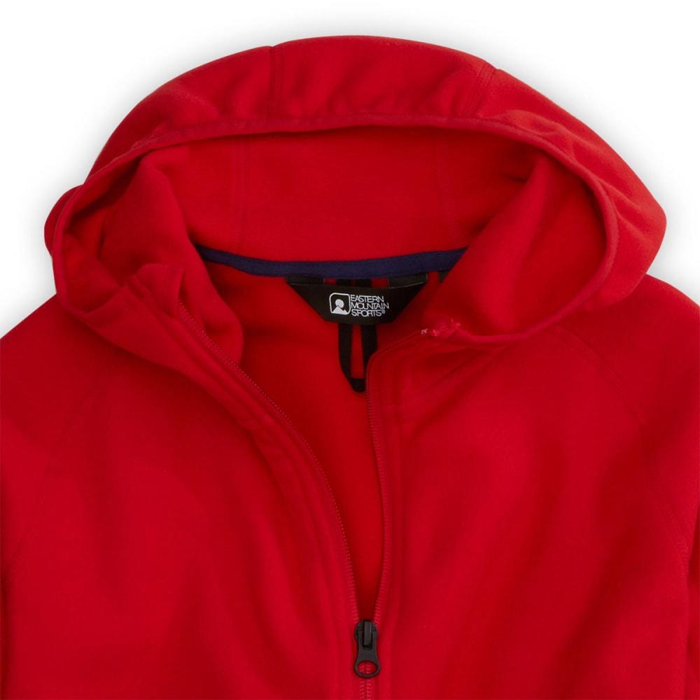 EMS® Boys' Coldsnap Microfleece Full-Zip Hoodie  - RED/BLUE