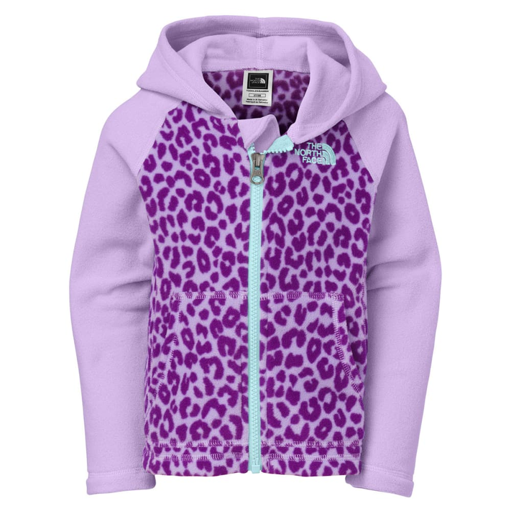 c40d4cff8 THE NORTH FACE Toddler Girls' Glacier Full-Zip Hoodie