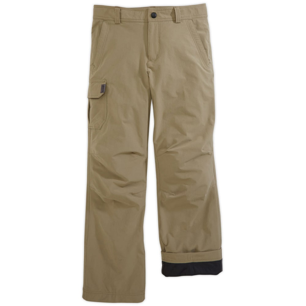 EMS® Kids' Trailhead Lined Pants - KHAKI