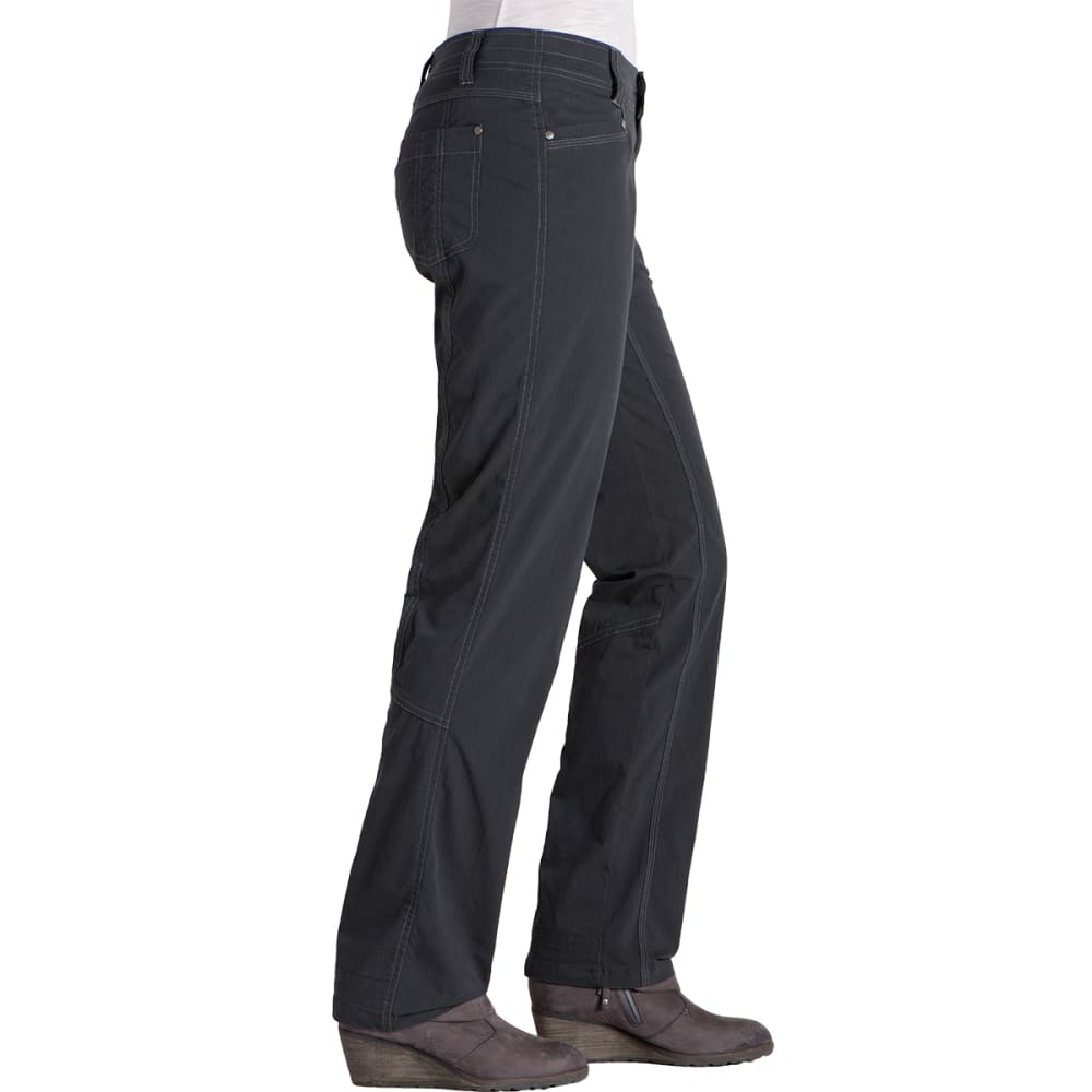 KUHL Girls' Splash Roll-Up Pants - CARBON