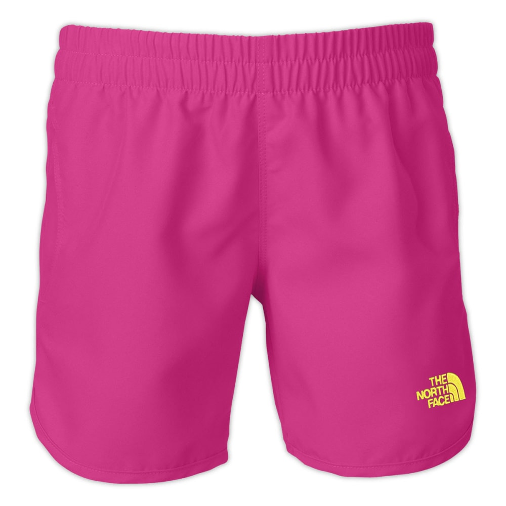 THE NORTH FACE Girls' Class V Coloma Water Shorts, Closeout - AZALEA PINK