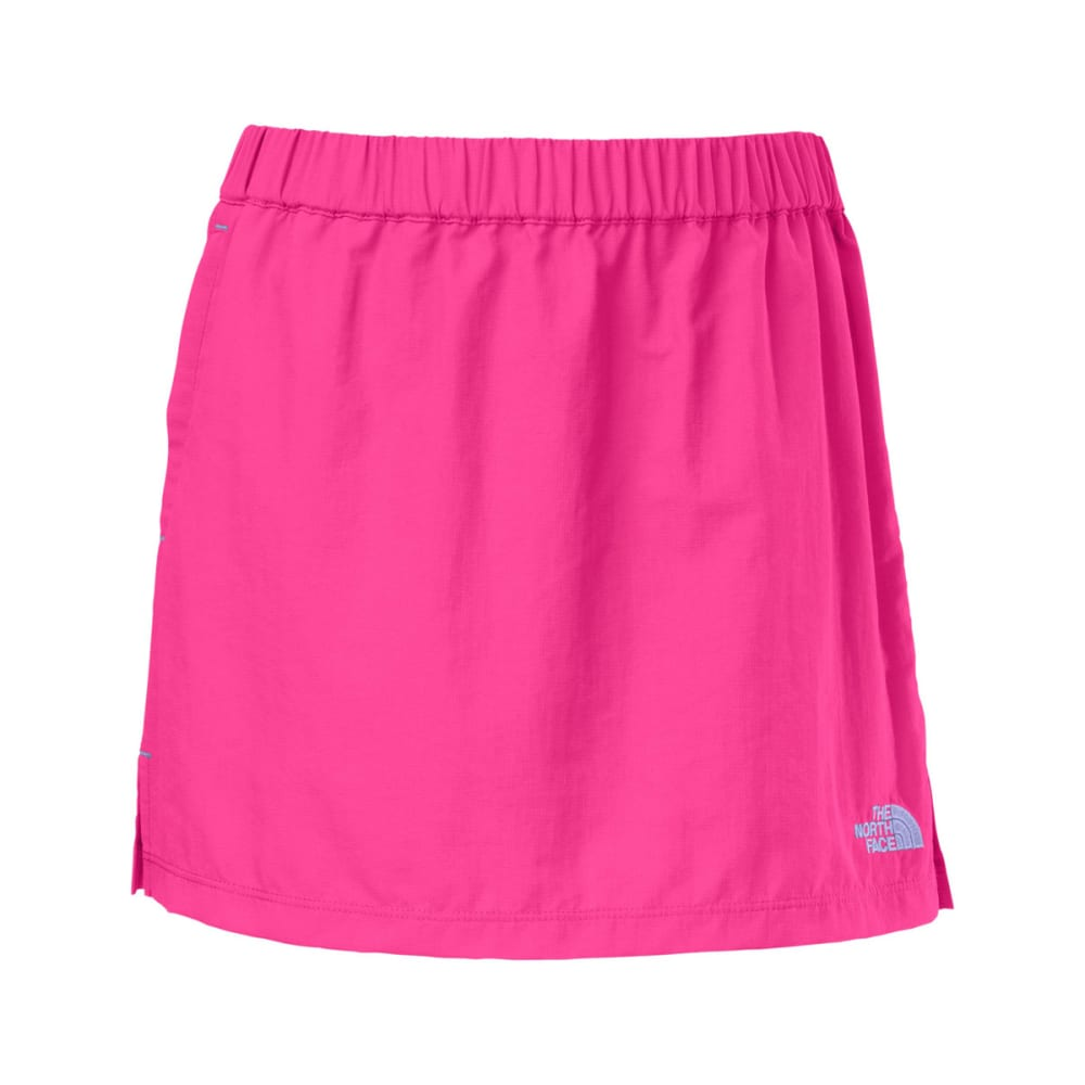 THE NORTH FACE Girls' TNF Hike Skort - PINK