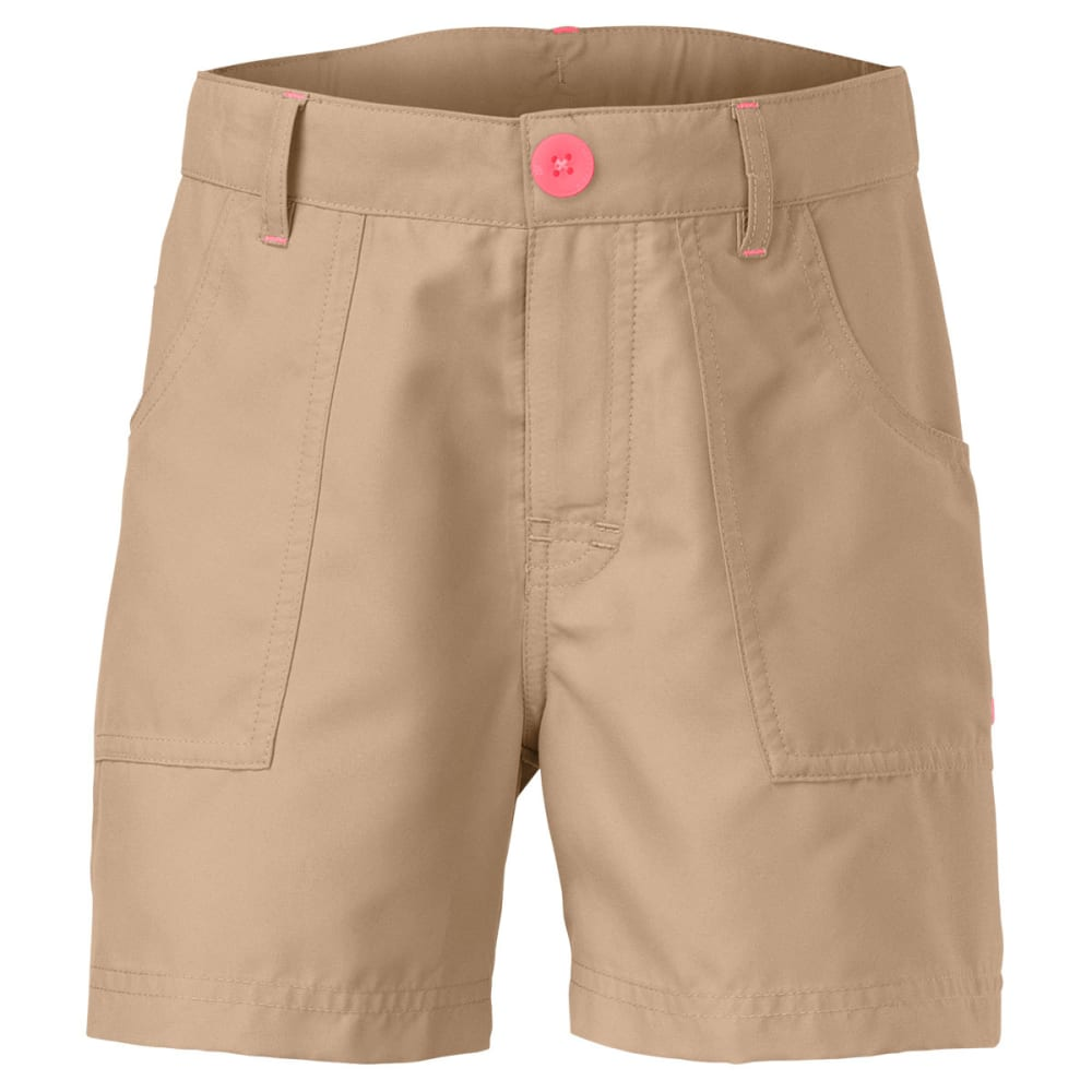 THE NORTH FACE Girls' Argali Hike/Water Shorts - BEIGE