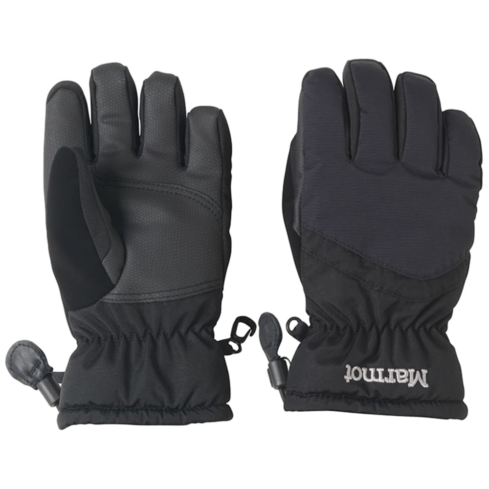 MARMOT Boys' Glade Glove - 001-BLACK