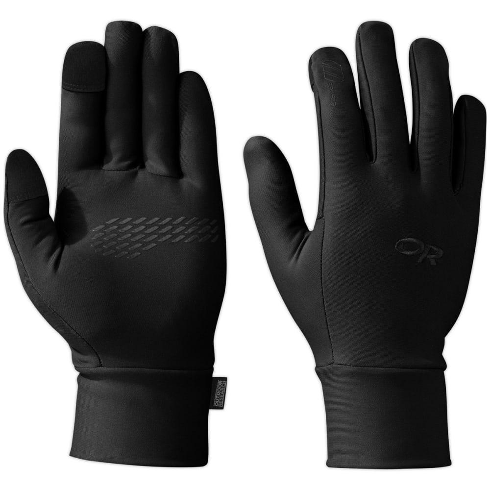 OUTDOOR RESEARCH Kids' PL Sensor Gloves - BLACK