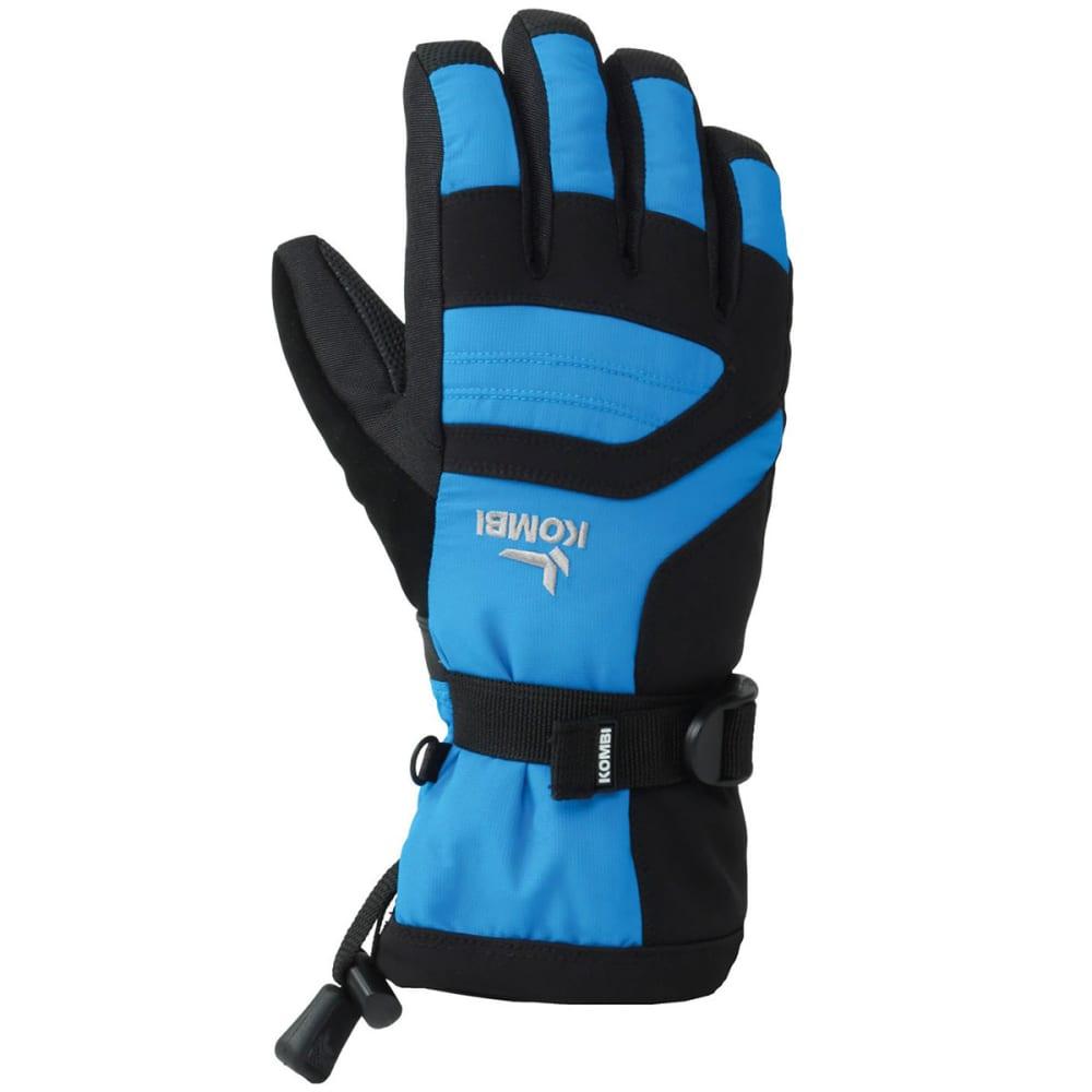KOMBI Boys' Storm Cuff III Jr Gloves - DIRECTOIRE BLUE