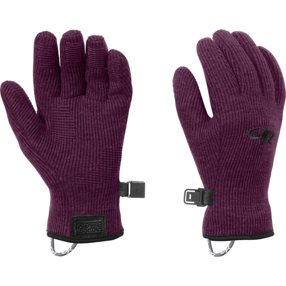 OUTDOOR RESEARCH Kids' Flurry Gloves - ORCHID