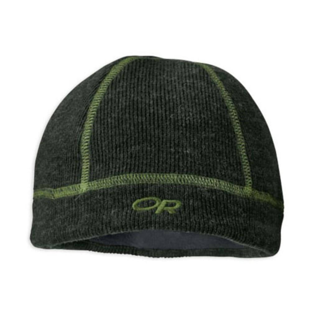 OUTDOOR RESEARCH Kids' Flurry Beanie - EVERGREEN