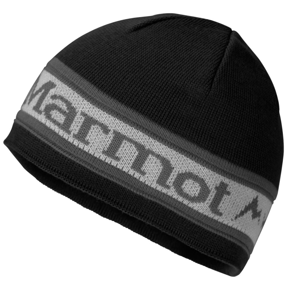MARMOT Kids' Spike Hat - BLACK