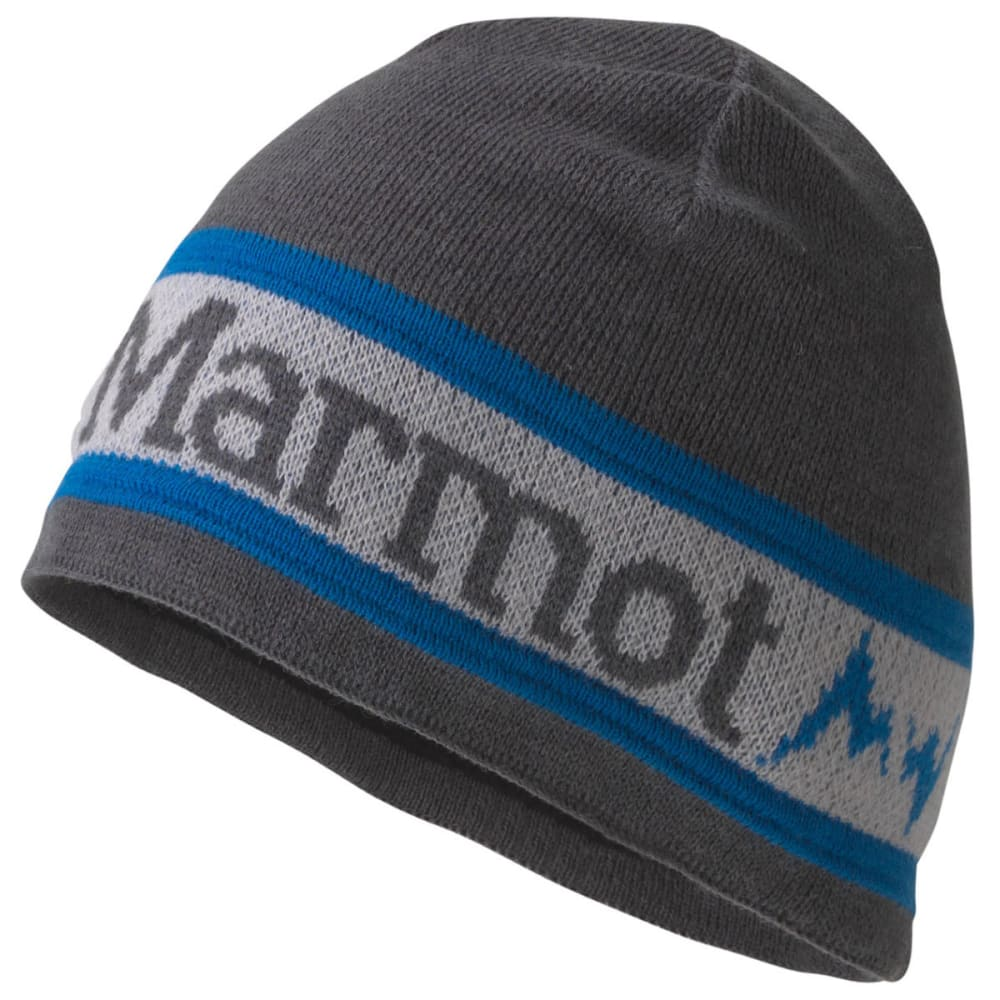 MARMOT Kids' Spike Hat - STEEL GREY